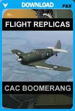 CAC CA-12/13 Boomerang (FSX)