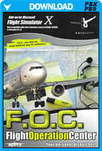 Flight Operation Center: F.O.C