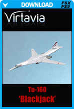 Tu-160 'Blackjack'