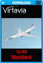 Tu-160 'Blackjack'