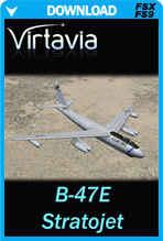 B-47E Stratojet V2 (FSX)