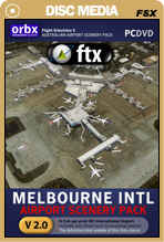 FTX Melbourne International YMML V2