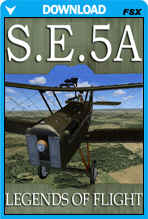 S.E.5.A. - Legends Of Flight