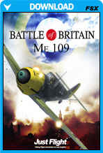 Battle Of Britain - Me 109