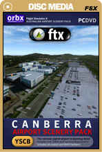 FTX Canberra International Airport YSCB