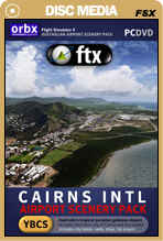 FTX Cairns International Airport YBCS