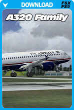 A320 Family - Version 2 (FSX)