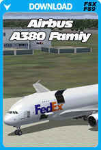 Airbus A380 Family X
