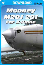 Mooney 201 M20J For X-Plane