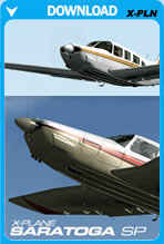 PA32R 301 Saratoga SP For X-Plane