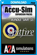 Wings of Power 3: Spitfire & Accusim Expansion Pack BUNDLE