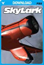 Pasped Skylark
