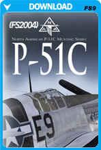 WarbirdSim Mustang P51 B C & III Fighter Leader I
