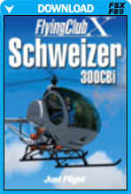 Flying Club Schweizer 300 Cbi