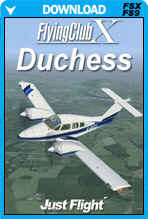Flying Club Beechcraft Duchess 76