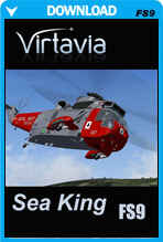 Westland/Sikorsky Sea King (FS2004)