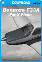 Bonanza F33A for X-Plane