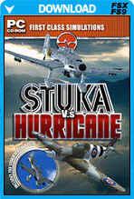 Stuka Vs Hurricane