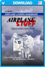 Airplane Stuff - Airplane Lovers Handbook