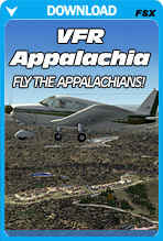 VFR Appalachians