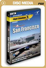 Mega Airport San Francisco (FSX)