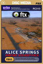 FTX: Alice Springs Airport