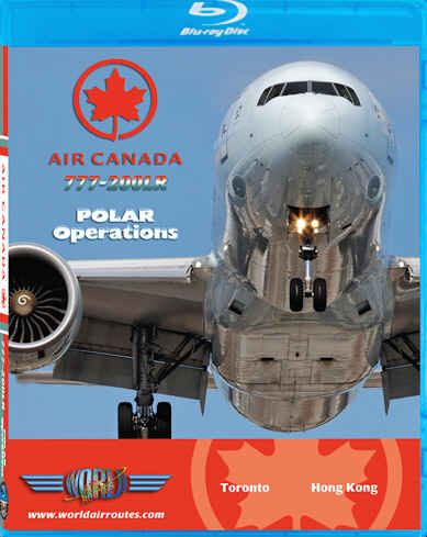 Just Planes Bluray - Air Canada Polar Operations
