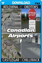 Canadian Airports 1