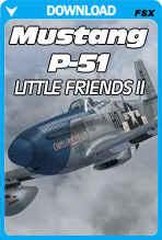 Mustang P-51D - Little Friends II