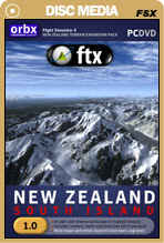FTX New Zealand - South Island