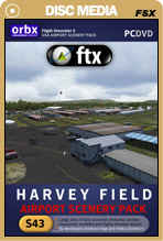 FTX - Harvey Field (S43)