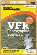 VFR Photographic Scenery - Volume 4 Scotland: The Western Isles for FS2004