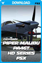 Carenado - Piper Malibu PA46T Jetprop HD Series