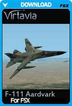 F-111 Aardvark For FSX