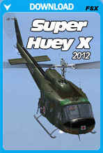 Super Huey X