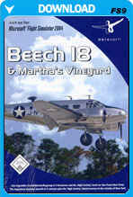 Beech 18 and Martha's Vineyard