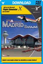 Mega Airport Madrid X