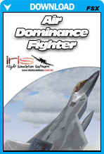 IRIS - Airforce Series - Air Dominance Fighter [FSX] (2012)
