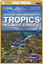 Ground Environment X Tropics: Atlantic & Pacific