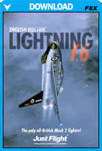 English Electric Lightning F.6