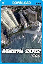 Miami City 2012 (FS2004)