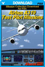 Airbus A319 Test Pilot