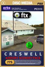 Cresswell Hobby Airport (77S)