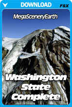 MegaSceneryEarth - Washington State Complete