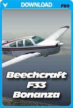 Beech F33 Bonanaza - (FS2004)