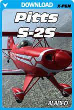 Pitts S-2S (X-Plane 10.5)