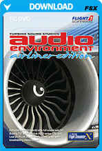 Audio Environment: Airliner Edition