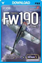 Focke-Wulf Fw190A (FSX)