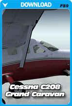 C208B GRAND CARAVAN FS2004