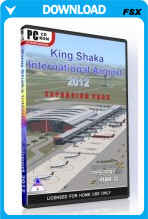 King Shaka (Durban) International Airport 2012